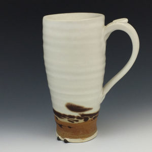 Cream Brown Mug