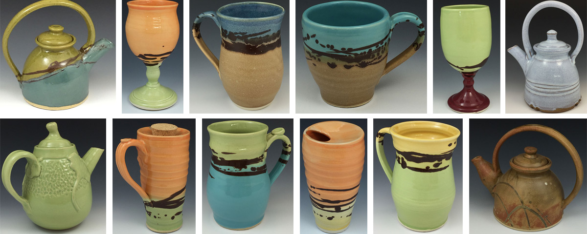 Mountain Sunrise Pottery